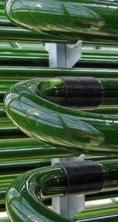 clear rigid tubes